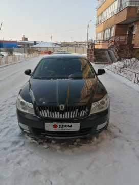Омск Octavia 2011