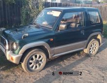 Ангарск Pajero Mini 1995