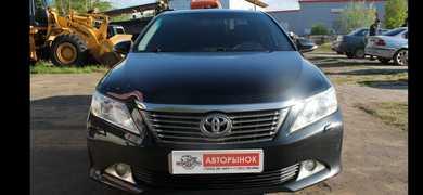Котлас Toyota Camry 2012