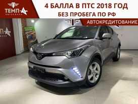 Владивосток C-HR 2018