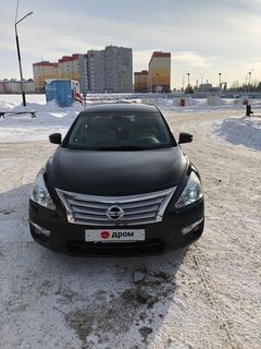 Нижневартовск Teana 2014