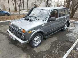 Владивосток 4x4 2131 Нива 2011