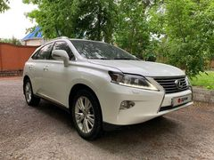 Ростов-на-Дону Lexus RX270 2012