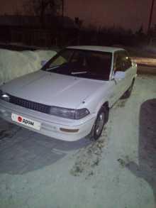 Омск Corolla 1990