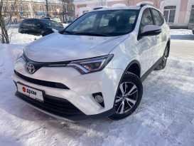 Лысьва Toyota RAV4 2018