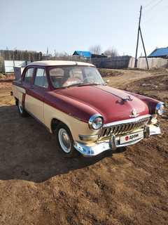 Иланский 21 Волга 1961