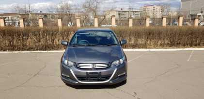 Чита Honda Insight 2009
