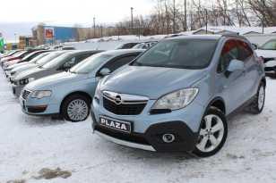 Уфа Opel Mokka 2013