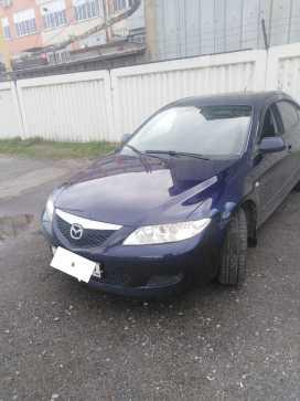 Томск Mazda6 2004