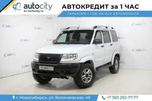 Новосибирск УАЗ Патриот 2014