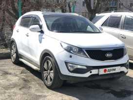 Владивосток Sportage 2015