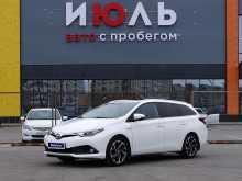Екатеринбург Auris 2016