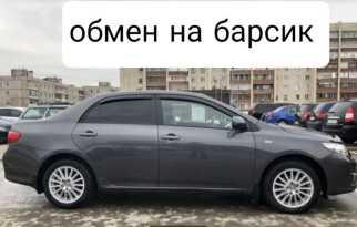 Казань Corolla 2009