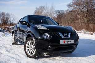 Арсеньев Nissan Juke 2017