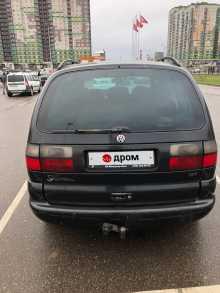 Москва Sharan 1998