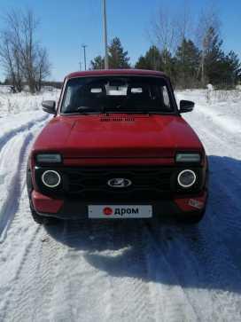 Волжск 4x4 2121 Нива 1994