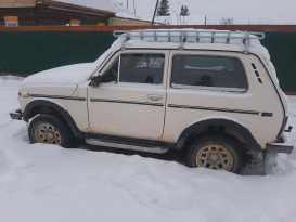 Якутск 4x4 2121 Нива 1997