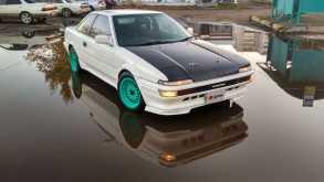 Братск Corolla Levin 1989