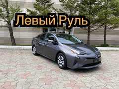 Уссурийск Toyota Prius 2017