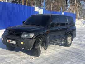 Екатеринбург Pajero 2001