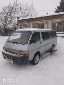 Омск Hiace 1996