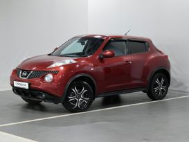 Ноябрьск Nissan Juke 2011