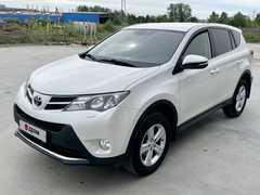 Чебоксары Toyota RAV4 2013