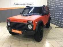 Воронеж 4x4 2121 Нива 1983