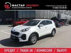Новосибирск Kia Sportage 2019