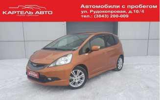 Новокузнецк Honda Fit 2010