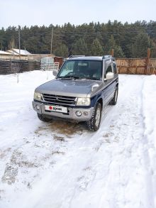 Сосновоборск Pajero Mini 1999