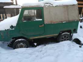 Усть-Ордынский ЛуАЗ-969 1988