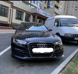 Ставрополь Audi A6 2011