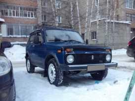 Томск 4x4 2121 Нива 2002