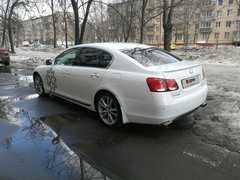 Москва GS460 2007