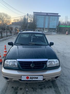 Хабаровск Grand Vitara 2001