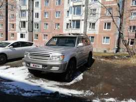 Петропавловск-Камчатский Land Cruiser 2001