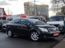 Санкт-Петербург Avensis 2011