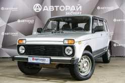 Ульяновск 4x4 2131 Нива 2011