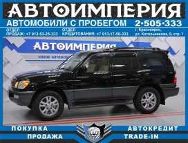 Красноярск LX470 2003