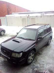 Челябинск Forester 1997