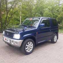 Улан-Удэ Pajero Mini 2003