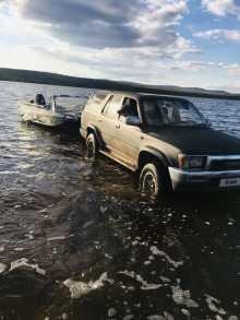 Железногорск-Илимский Hilux Surf 1989