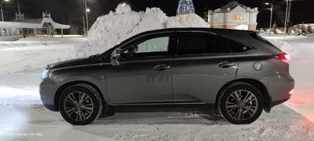 Алдан Lexus RX350 2011
