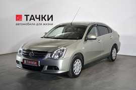 Иркутск Nissan Almera 2015