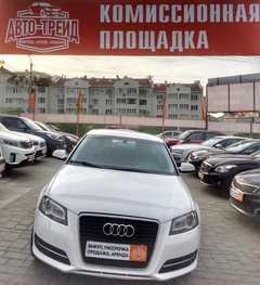 Севастополь Audi A3 2012