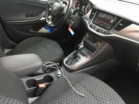 Клинцы Opel Astra 2017