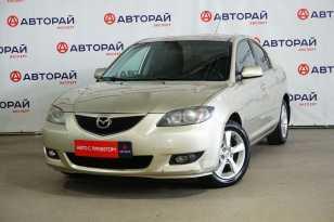 Ульяновск Mazda3 2006
