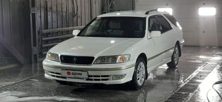 Mark II Wagon Qualis