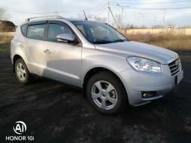 Черногорск Emgrand X7 2014
